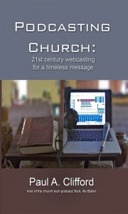 Podcasting Church Book Cover