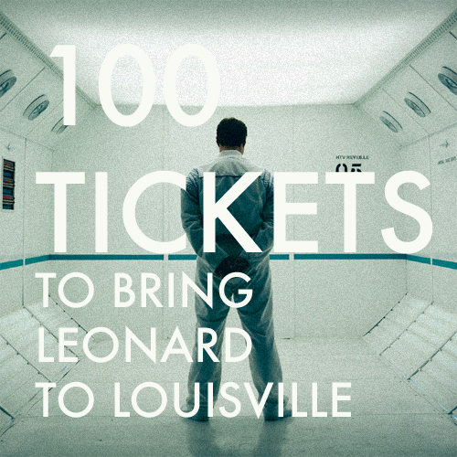 Get Andrew Osenga to Louisville