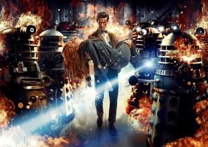 Doctor Who Season 7 Promo Image