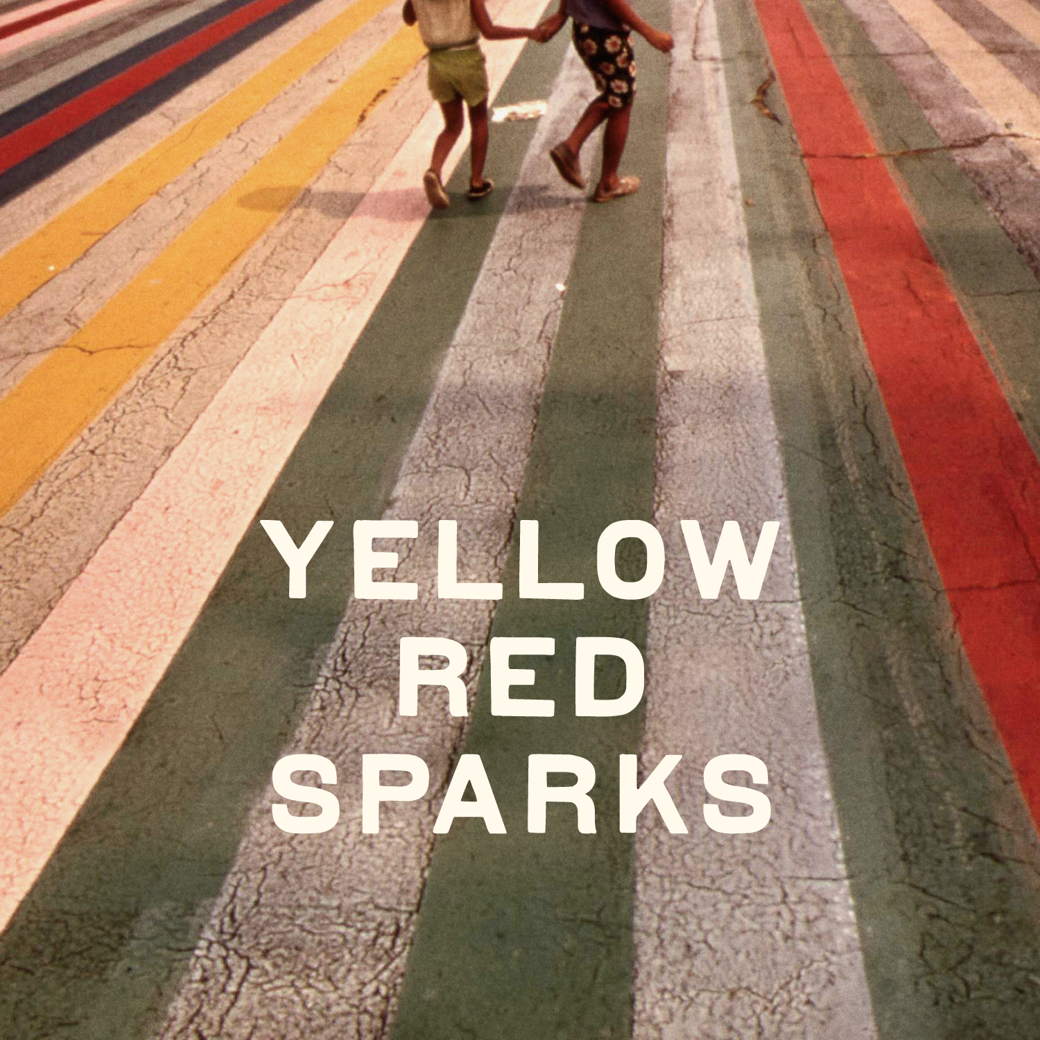 Yellow Red Sparks(cover)