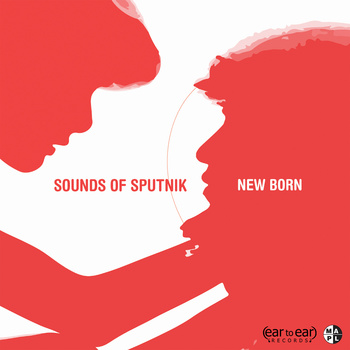 Sputnik New Born album cover
