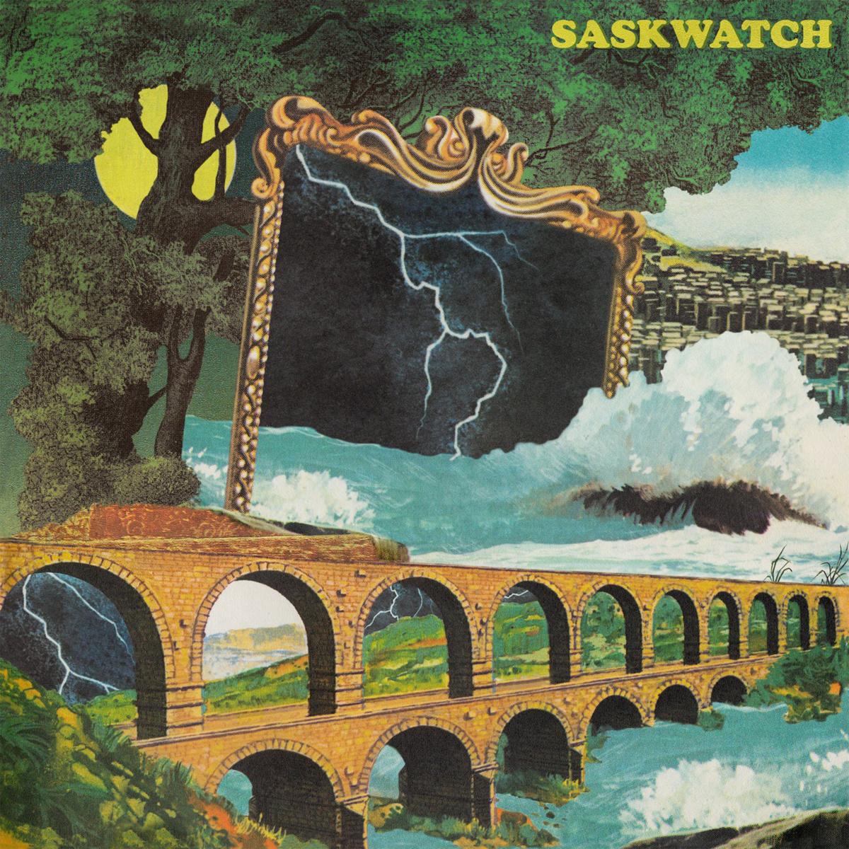 Saskwatch - Nose Dive