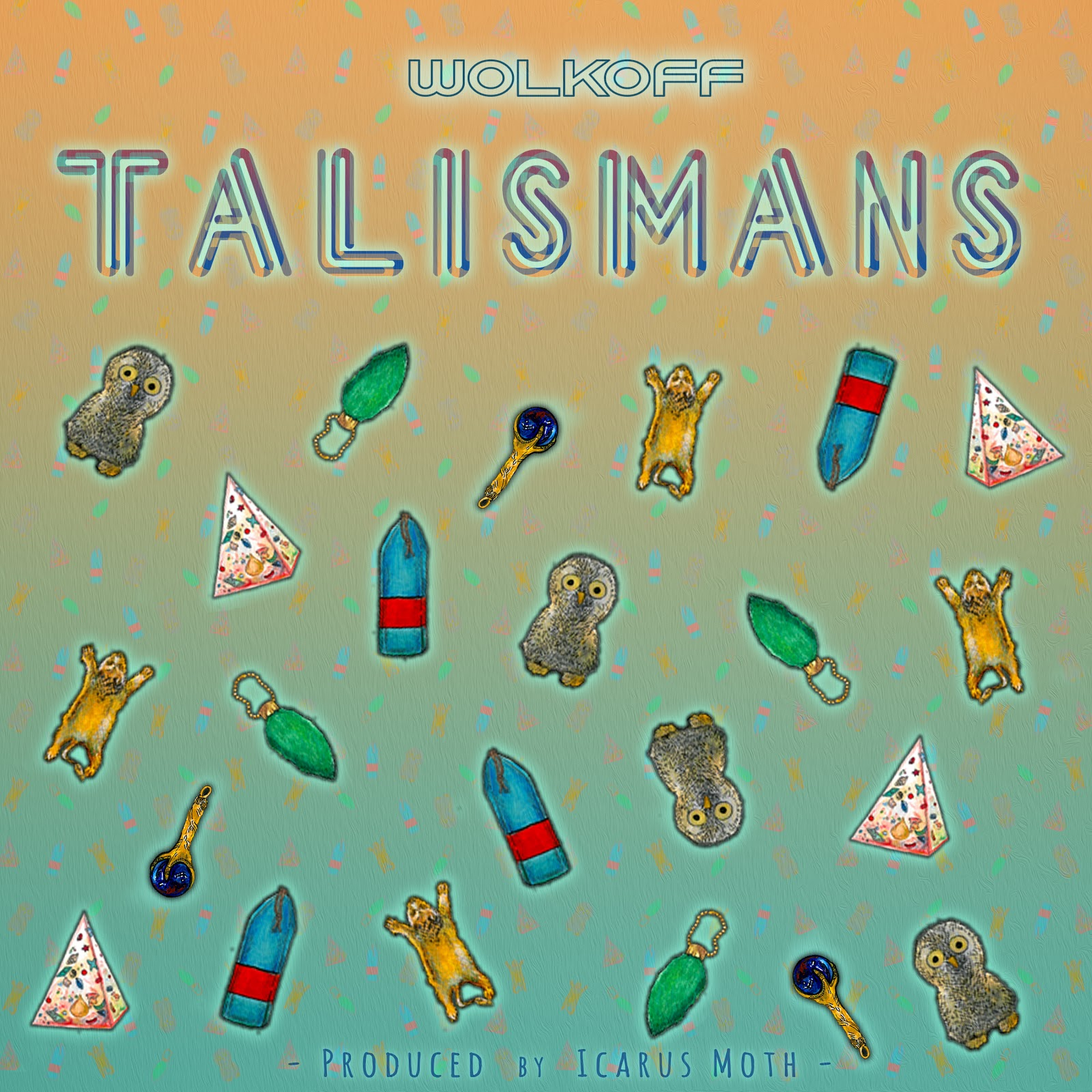 Wolkoff - Talismans EP