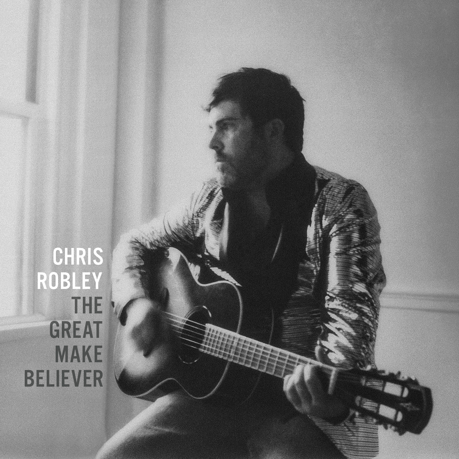 Chris Robley - The Great Make Believer