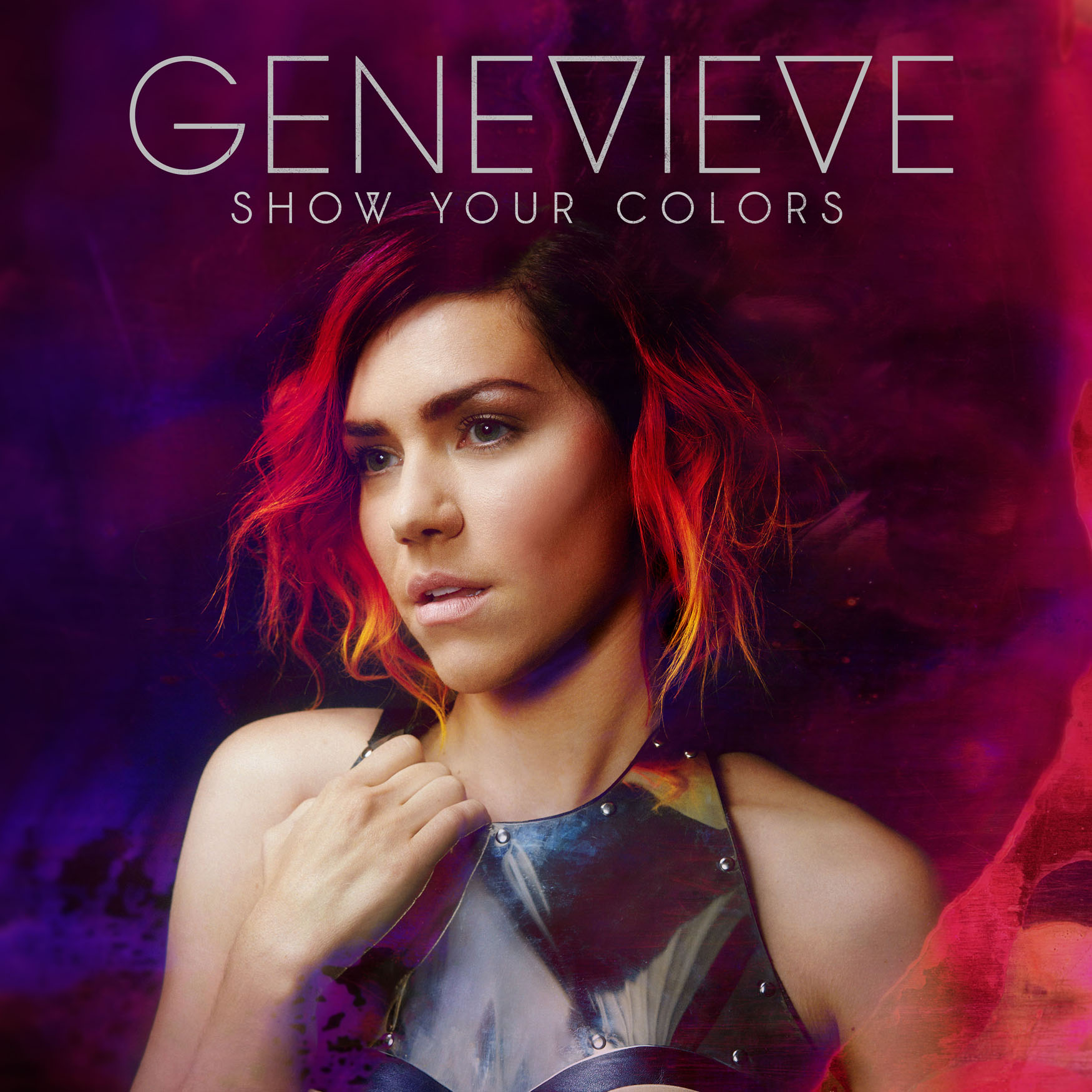 Genevieve-Show-Your-Colors-EP-Cover-Art