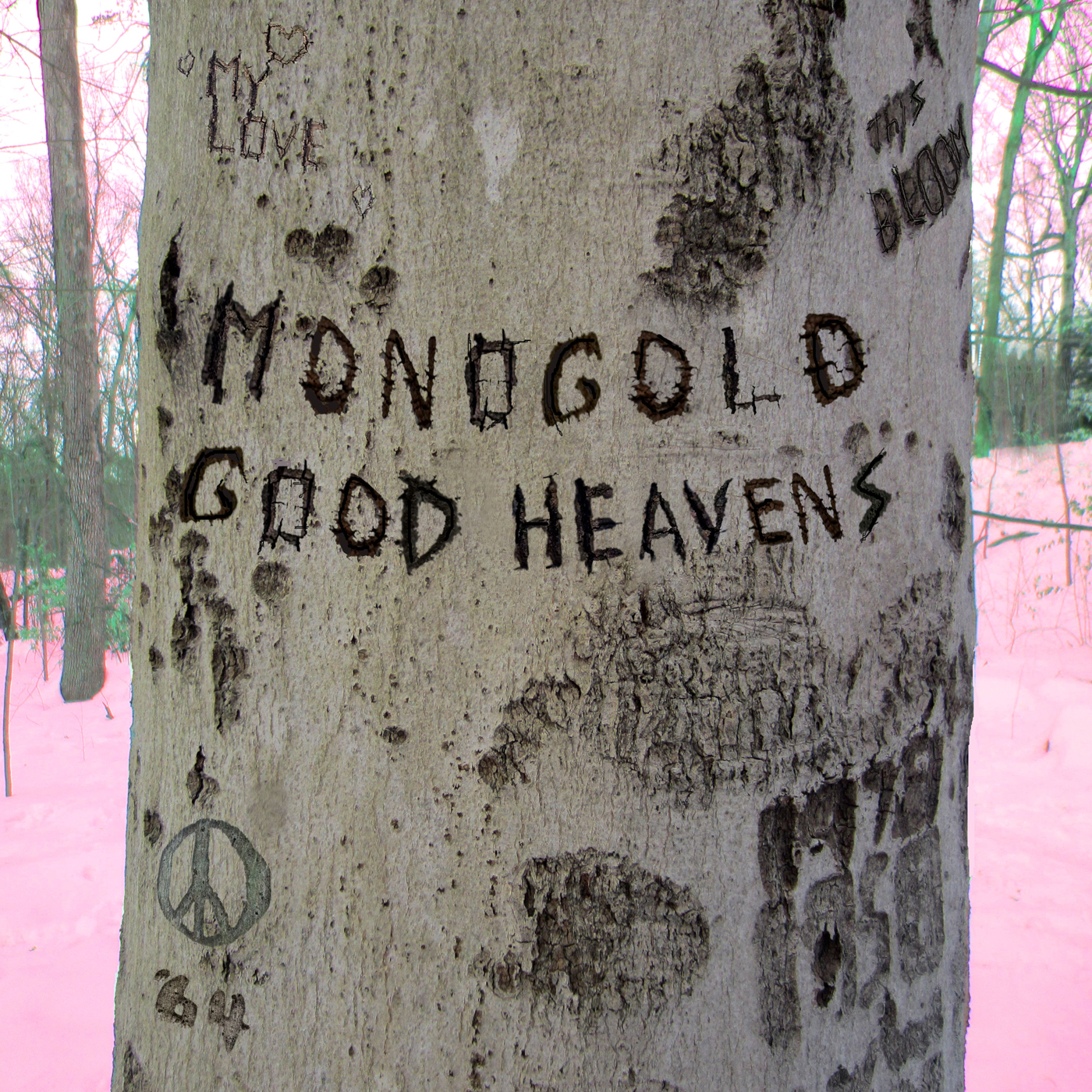 Monogold - Good Heavens