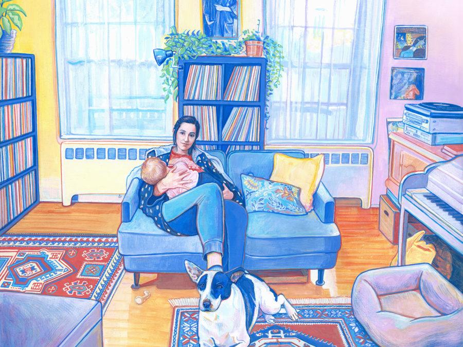 Laura Stevenson album cover